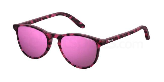 2TM (AI) PLD 8028/S Sunglasses, Polaroid Kids