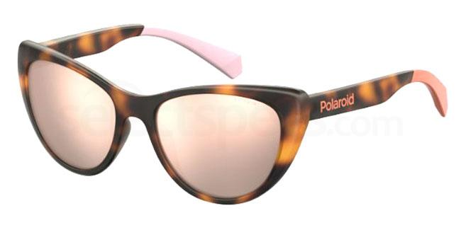 086 (0J) PLD 8032/S Sunglasses, Polaroid Kids