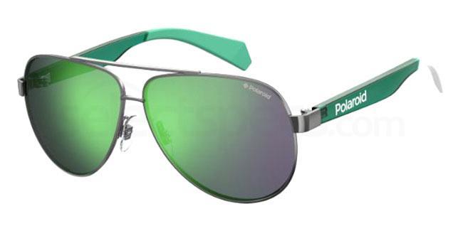 1ED (5Z) PLD 8034/S Sunglasses, Polaroid Kids