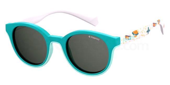 1ED (M9) PLD 8036/S Sunglasses, Polaroid Kids