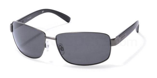 3Z3 (H8) P4218 Sunglasses, Polaroid