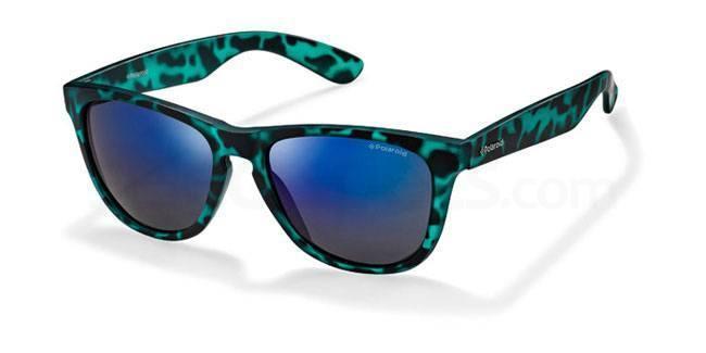 46X (K7) P8443 Sunglasses, Polaroid