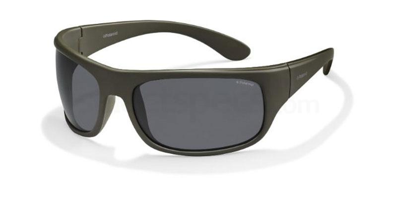 989  (Y2) 07886 Sunglasses, Polaroid Sport Collection