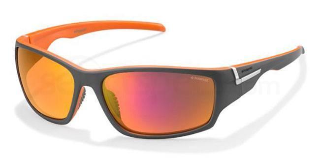 OGH (AI) P7407 Sunglasses, Polaroid Sport Collection