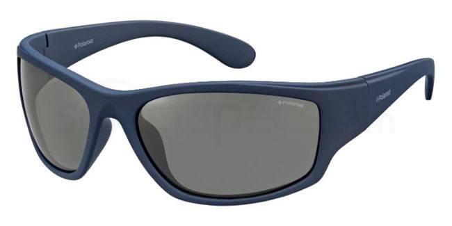 863  (C3) PLD 7005/S Sunglasses, Polaroid Sport Collection