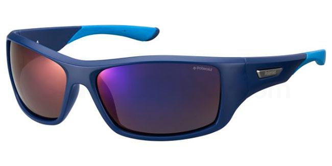 ZX9  (5X) PLD 7013/S Sunglasses, Polaroid Sport Collection