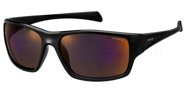 807  (OZ) PLD 7016/S Sunglasses, Polaroid Sport Collection