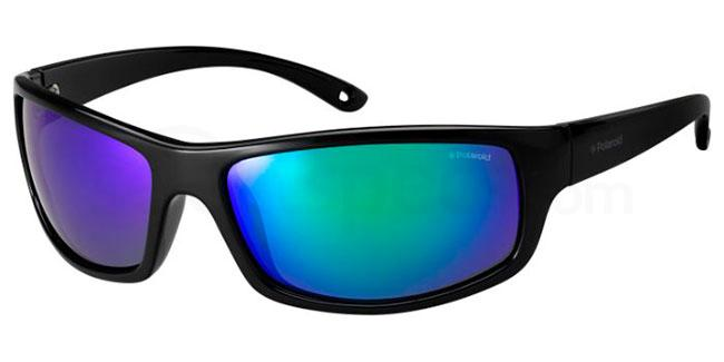 807  (5Z) PLD 7017/S Sunglasses, Polaroid Sport Collection