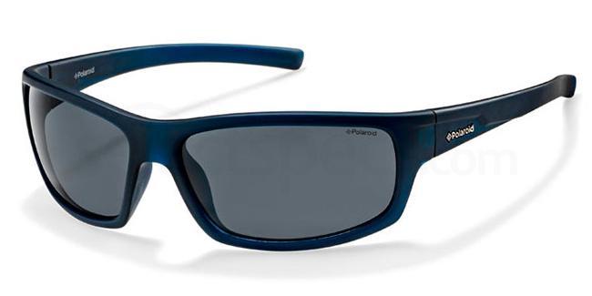 148  (Y2) P8411 Sunglasses, Polaroid Sport Collection