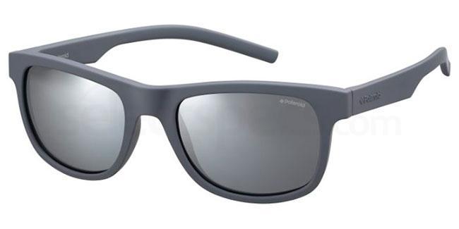 35W  (JB) PLD 6015/S Sunglasses, Polaroid Sport Collection