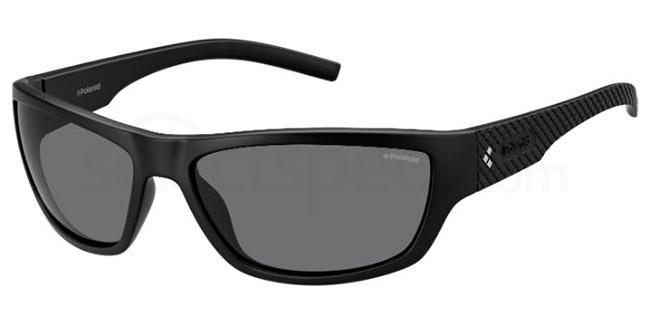 DL5  (Y2) PLD 7007/S Sunglasses, Polaroid Sport Collection