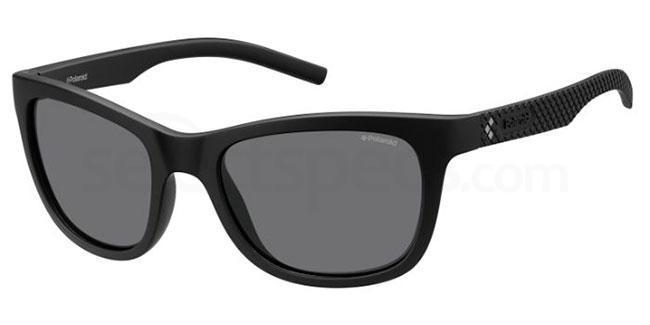 DL5  (Y2) PLD 7008/S Sunglasses, Polaroid Sport Collection