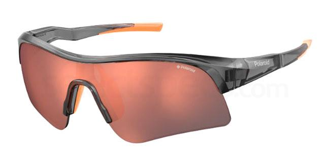 Polaroid PLD 7024/S sunglasses affordable cycling eyewear