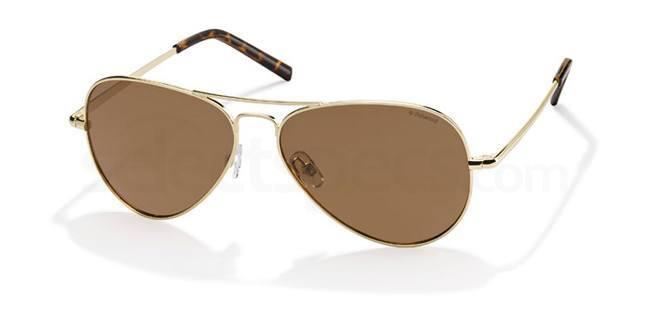 3YG (H8) PLD 1017/S Sunglasses, Polaroid