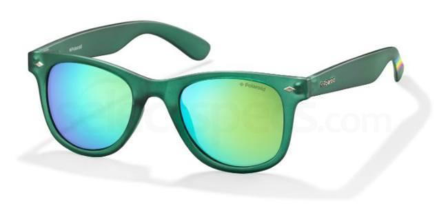 Polaroid_green_sunglasses
