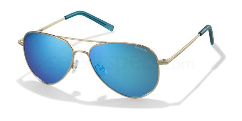 J5G (JY) PLD 6012/N Sunglasses, Polaroid