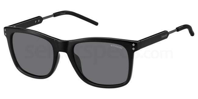 CVS  (Y2) PLD 2034/S Sunglasses, Polaroid