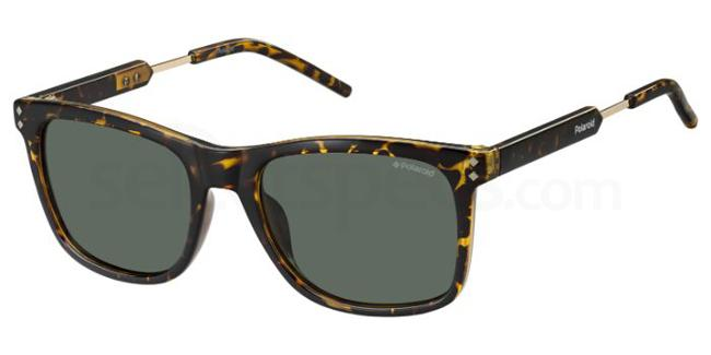 NHO  (RC) PLD 2034/S Sunglasses, Polaroid