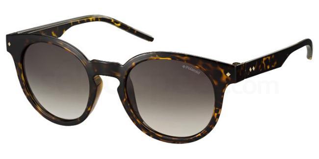 086  (94) PLD 2036/S Sunglasses, Polaroid