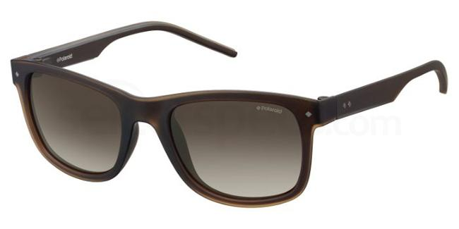 J7M  (94) PLD 2038/S Sunglasses, Polaroid