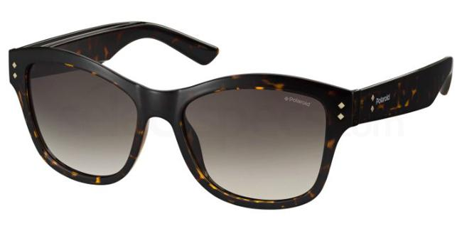 086  (94) PLD 4034/S Sunglasses, Polaroid