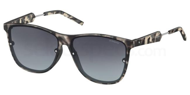 TUH  (WJ) PLD 6019/S Sunglasses, Polaroid