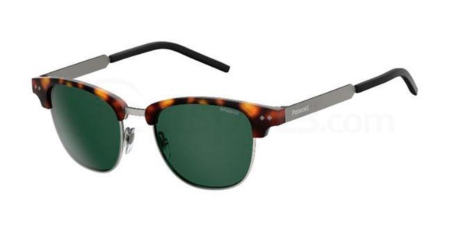 N9P  (UC) PLD 1027/S Sunglasses, Polaroid