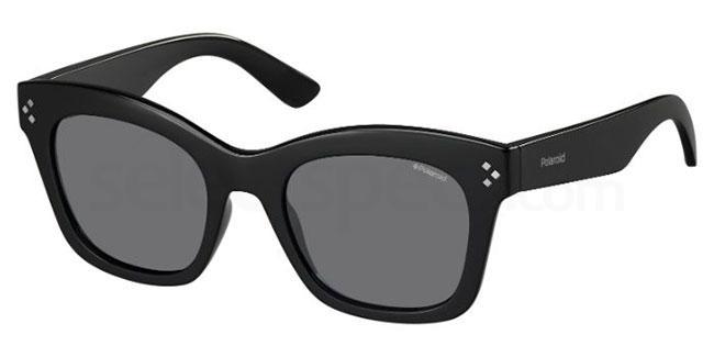 D28  (Y2) PLD 4039/S Sunglasses, Polaroid
