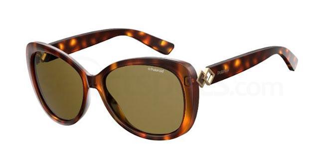 086  (SP) PLD 4050/S Sunglasses, Polaroid