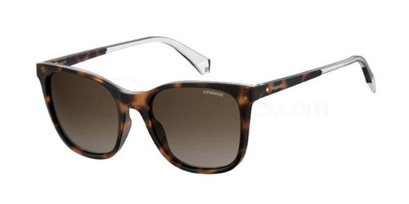 086 (LA) PLD 4059/S Sunglasses, Polaroid