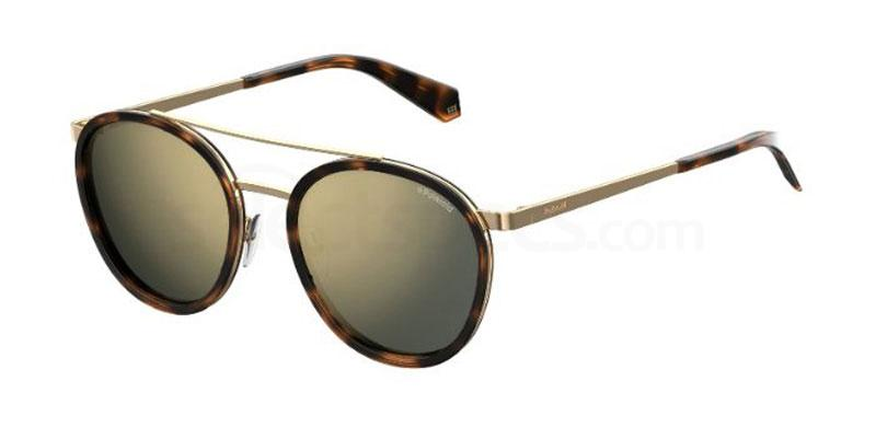086 (LM) PLD 6032/S Sunglasses, Polaroid