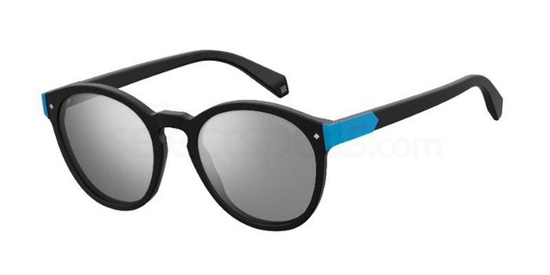 003 (EX) PLD 6034/S Sunglasses, Polaroid