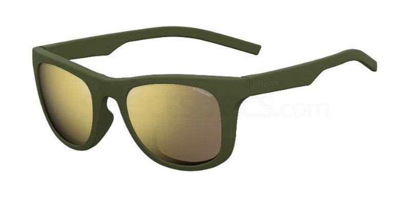 1ED (LM) PLD 7020/S Sunglasses, Polaroid