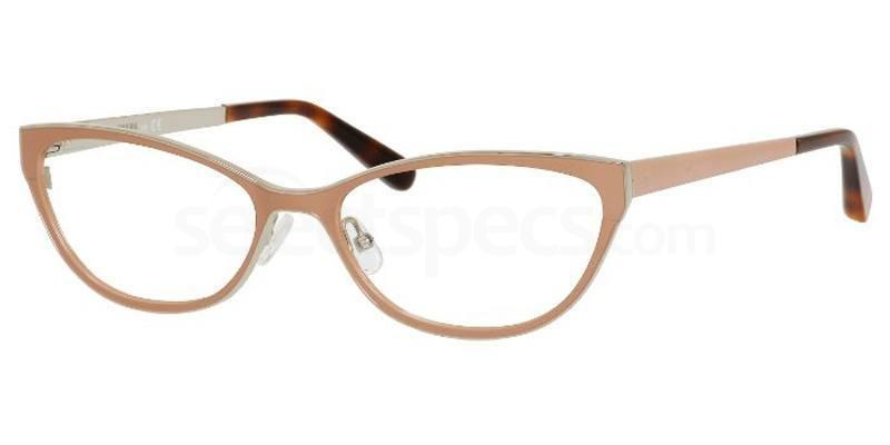 nude prescription glasses AW16 trend
