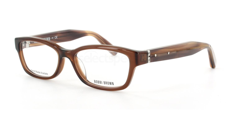 JG6 THE LINDA Glasses, Bobbi Brown