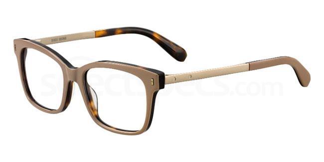 XNZ THE CHARLIE Glasses, Bobbi Brown