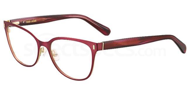 E28 THE VALENCIA Glasses, Bobbi Brown