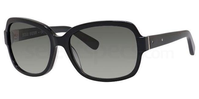 807  (F8) THE EVELYN/S Sunglasses, Bobbi Brown
