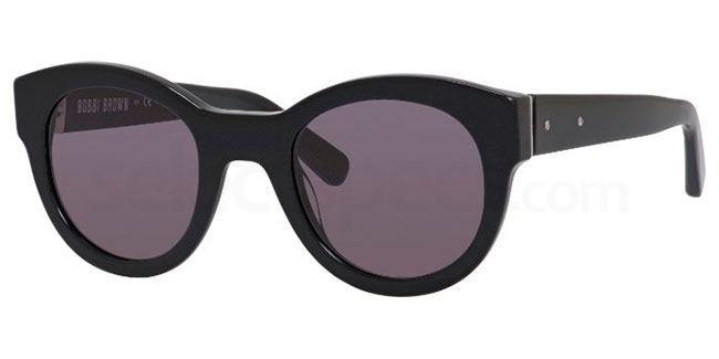807  (E5) THE ZOE/S Sunglasses, Bobbi Brown