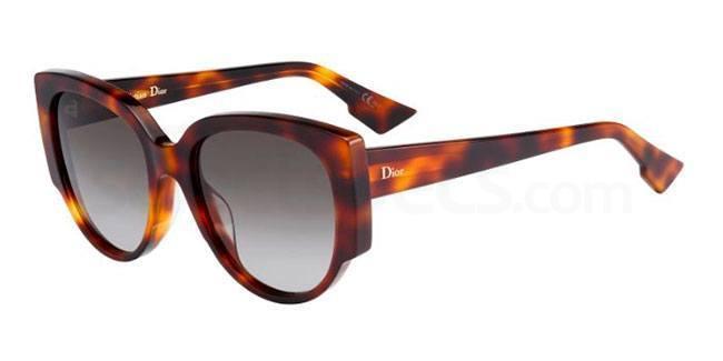 05L (HA) DIORNIGHT1 Sunglasses, Dior