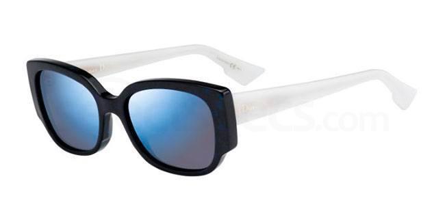 RJE  (XT) DIORNIGHT2 Sunglasses, Dior