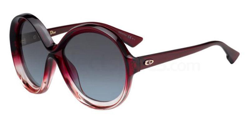 0T5 (I7) DIORBIANCA Sunglasses, Dior