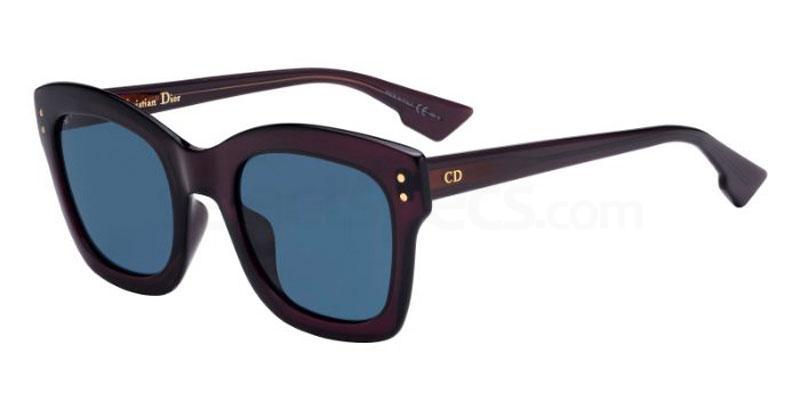 0T7 (KU) DIORIZON2 Sunglasses, Dior