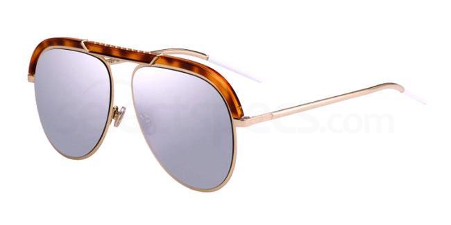 Dior tortoiseshell sunglasses