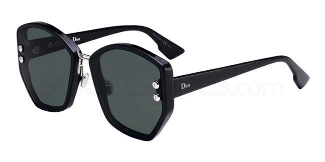 807 (O7) DIORADDICT2 Sunglasses, Dior