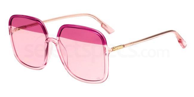 split lens sunglasses Dior SOSTELLAIRE1