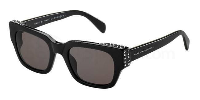 807 (NR) MMJ 485/STUDS Sunglasses, Marc by Marc Jacobs