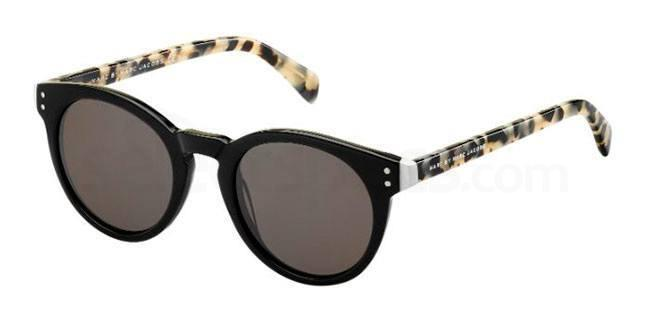 7KI (NR) MMJ 492/S Sunglasses, Marc by Marc Jacobs