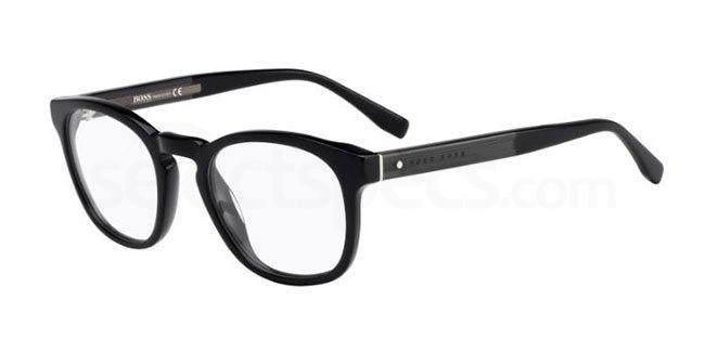 128 BOSS 0804 Glasses, BOSS Hugo Boss