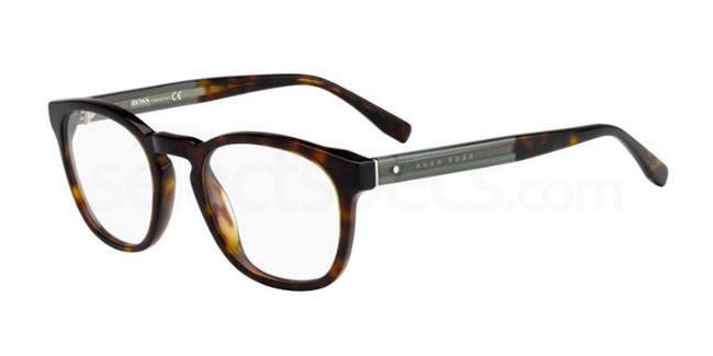 UGX BOSS 0804 Glasses, BOSS Hugo Boss